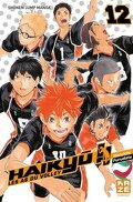 Haikyū !! Les As du volley, Tome 12