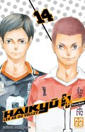 Haikyū !! Les As du volley, Tome 14