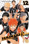 couverture Haikyū !! Les As du volley, Tome 12