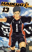 Haikyū !! Les As du volley, Tome 13