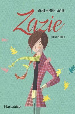 Couverture du livre : Zazie, Tome 2 : C'est poche !