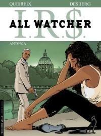Couverture de All Watcher, tome 1 : Antonia