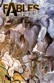 Couverture du livre : Fables, tome 9 : Les Loups