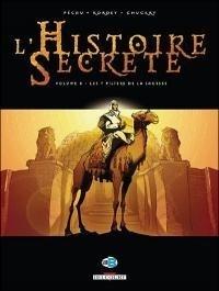 Couverture du livre : L'Histoire Secrète, tome 8 : Les 7 Piliers de la sagesse