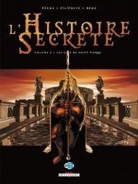 Couverture du livre : L'Histoire Secrète, tome 4 : Les clés de Saint Pierre