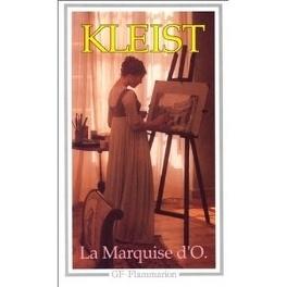 Couverture du livre : La Marquise d'o
