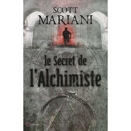 Couverture du livre : Le Secret de l'Alchimiste
