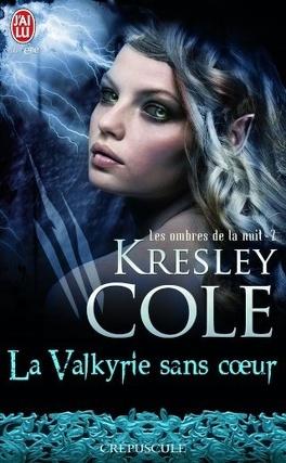 Couverture du livre : Les Ombres de la nuit, Tome 2 : La Valkyrie sans cœur