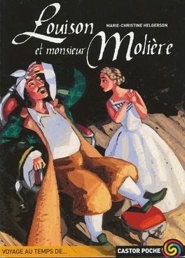 Couverture du livre : Louison et monsieur Molière