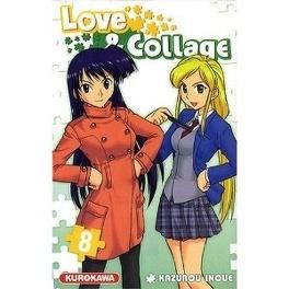 Couverture du livre : Love & Collage, tome 8
