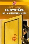 couverture Le Mystère de la chambre jaune