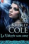 couverture Les Ombres de la nuit, Tome 2 : La Valkyrie sans cœur