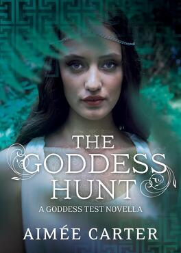 Couverture du livre : Le destin d'une déesse, Tome 1.5 : The Goddess Hunt