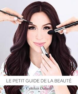 Couverture du livre : Le petit guide de la beauté