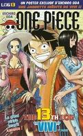 One Piece: The Thirteenth Log