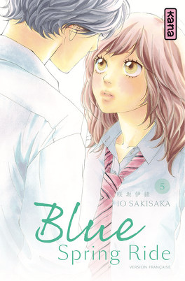 Couverture du livre : Blue Spring Ride, Tome 5