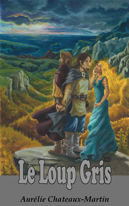 Couverture du livre : Le Loup Gris