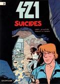 421, Tome 3 : Suicides