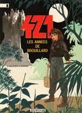 421, Tome 8 : Les années de brouillard