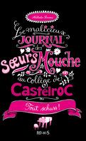 Le Malicieux Journal des sœurs Mouche au collège de Castelroc, Tome 3 : Tous schuss !
