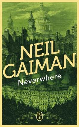 Couverture du livre : Neverwhere