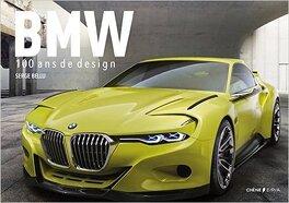 Couverture du livre : BMW 100 ans de design