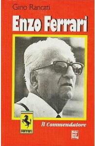 Couverture du livre : Enzo Ferrari