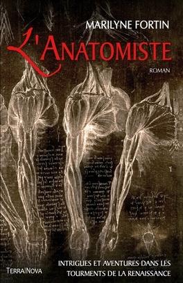 Couverture du livre : L'Anatomiste