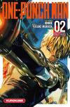 One-Punch Man, Tome 2