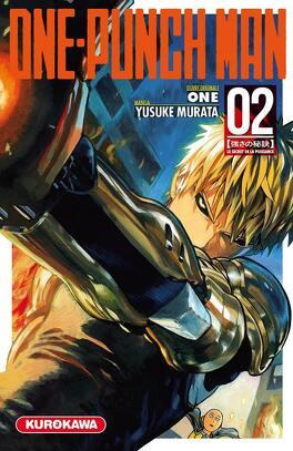 Couverture du livre : One-Punch Man, Tome 2