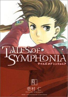 Couverture du livre : Tales of Symphonia, Tome 1