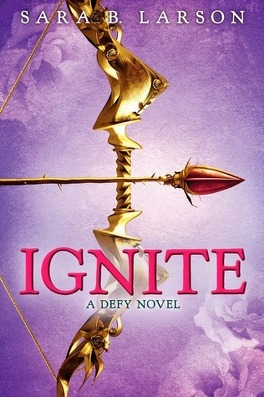 Couverture du livre : Defy, tome 2 : Ignite