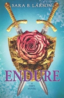 Couverture du livre : Defy, tome 3 : Endure
