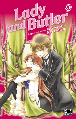Couverture du livre : Lady and Butler, tome 20