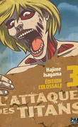 L'Attaque des Titans - Edition colossale, Tome 3