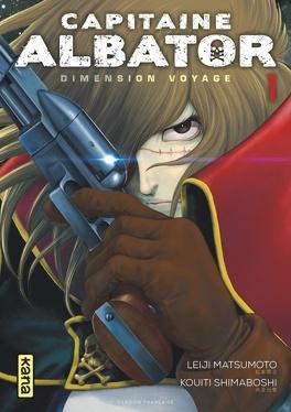 Couverture du livre : Capitaine Albator : Dimension Voyage, Tome 1