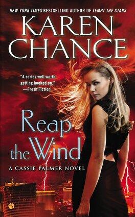 Couverture du livre : Cassandra Palmer, Tome 7 : Reap the Wind