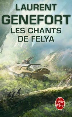 Couverture du livre : Les Chants de Felya
