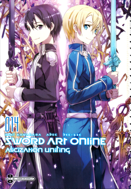 Couverture du livre : Sword Art Online, Tome 14 : Alicization Uniting