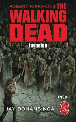 Couverture de The Walking Dead, tome 6 : Invasion