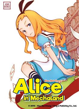 Couverture du livre : Alice in Mechaland