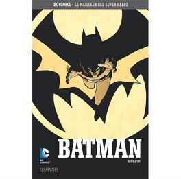 Couverture du livre : Batman : Année un