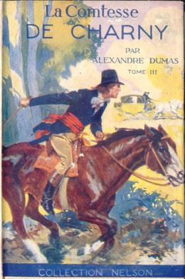 Couverture du livre : La comtesse de Charny