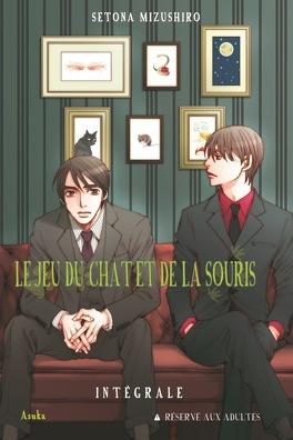 Couverture du livre : Le Jeu du Chat et de la Souris, intégrale