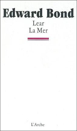 Couverture du livre : Lear / La mer