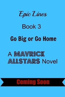 Couverture du livre : Mavrick Allstars, Tome 3 : Epic Lines