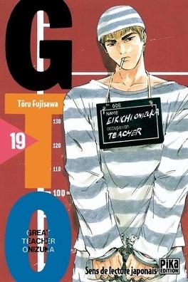 Couverture du livre : GTO, tome 19