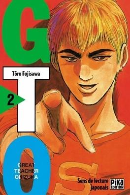 Couverture du livre : GTO, tome 2