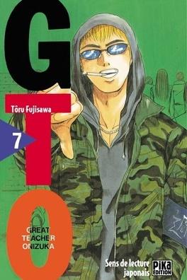 Couverture du livre : GTO, tome 7