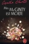 couverture Mrs McGinty est morte